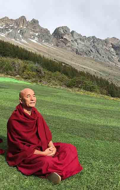 Tashi Delek Wangchen representa al Tibet en España