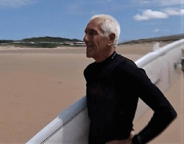 JOSÉ MANUEL GUTIÉRREZ MECOLAY Alias Meco, historia del surf español