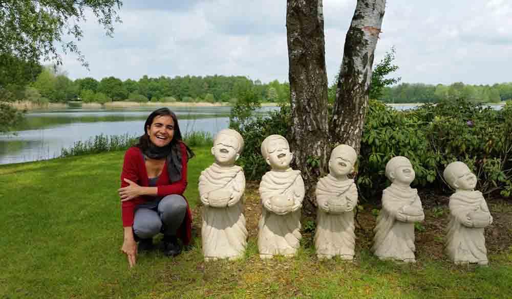 MIRIAM SUBIRANA coach autora y artista