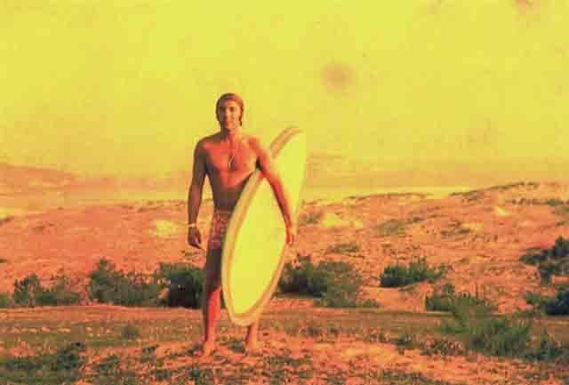 No sabiamos que era el surf