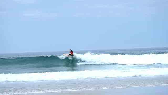 Lesiones mas comunes en chicas surfistas