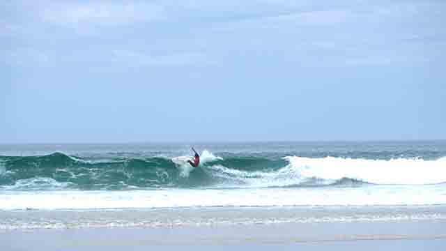Rafa Sellés, parte del cuerpo técnico de la Federación Española de Surf