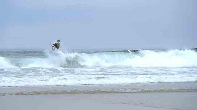 Todos los surfistas son buenos