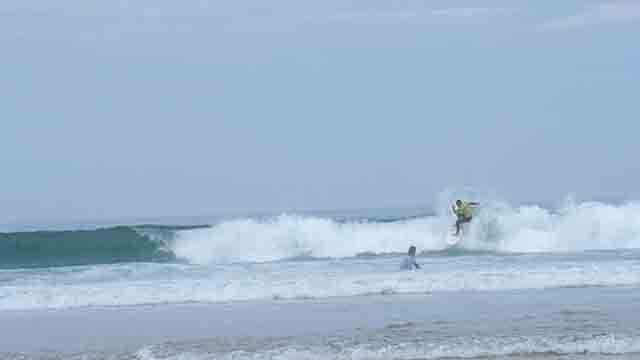 Un surfista debe ser excepcional