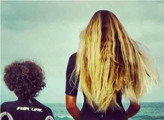 El rapado de pelo de Ainara