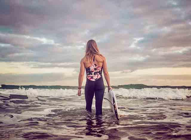 Entre los mejores surfistas la clave es la mente