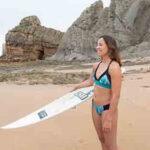 ARIANE OCHOA TORRES, SURFER PROFESIONAL