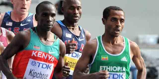 Keniatas de la etnia Kalenjin y etíopes consumen mucho magnesio