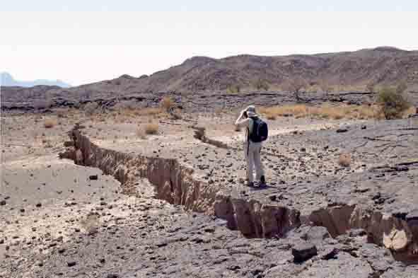 La grieta del Rift es la más rica del mundo en magnesio