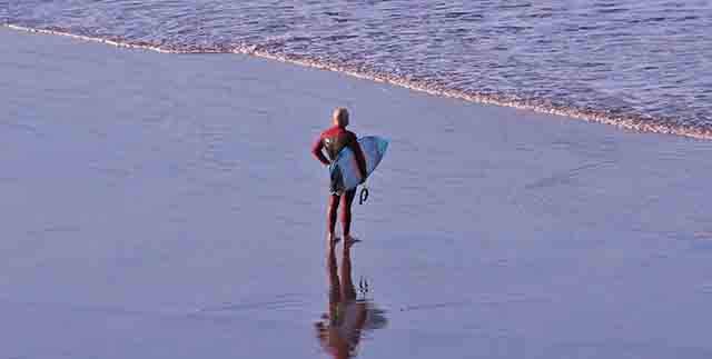 mantener la esencia del surf