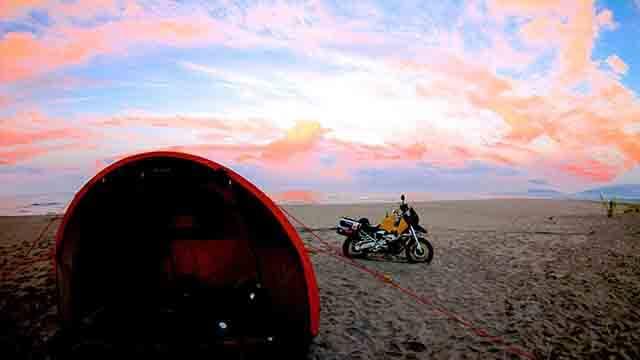 Diario de un nomada en moto