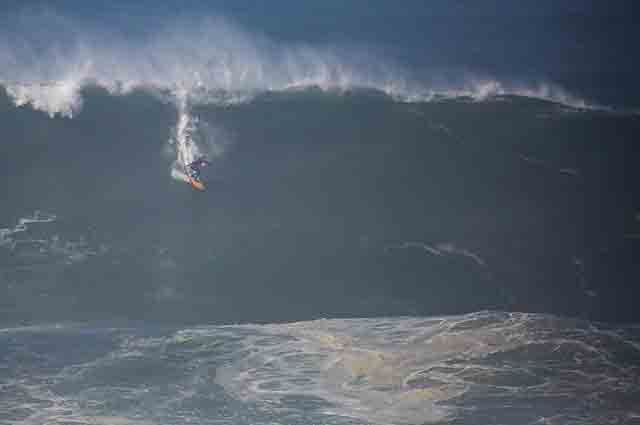 Joao Guedes y Nazare