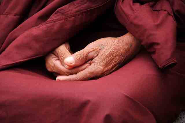 Meditar es una actitud