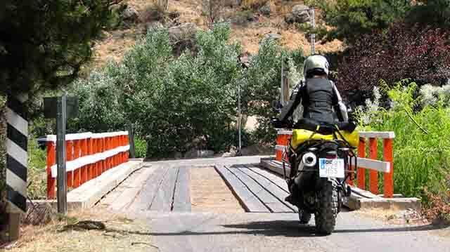 Alicia Sornosa y su vuelta al mundo en moto