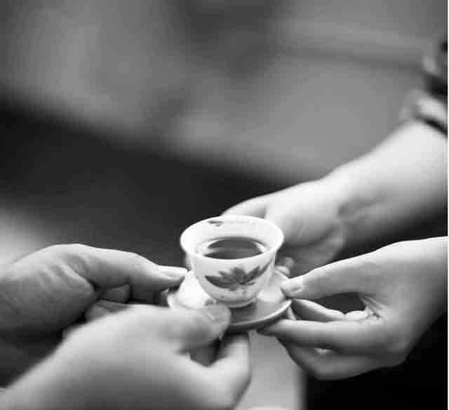 La cultura del te a traves de Tetere