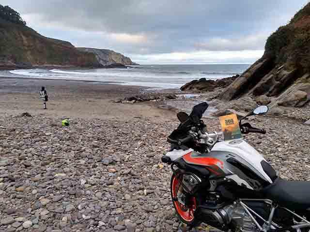 Un ano y medio alrededor del mundo en moto