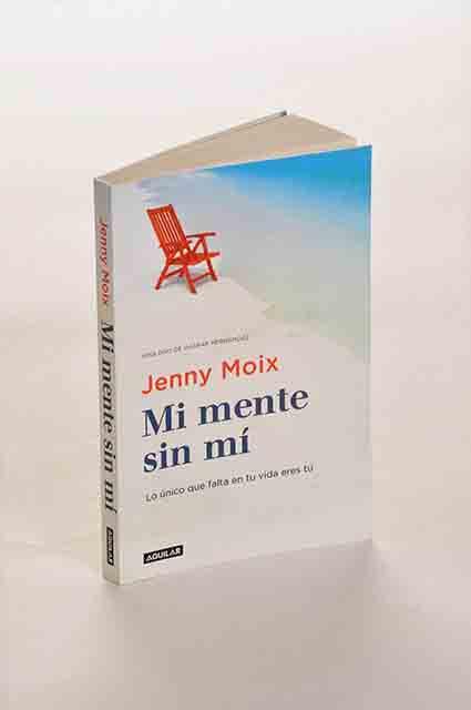 Libro Mi mente sin mi de Jenny Moix