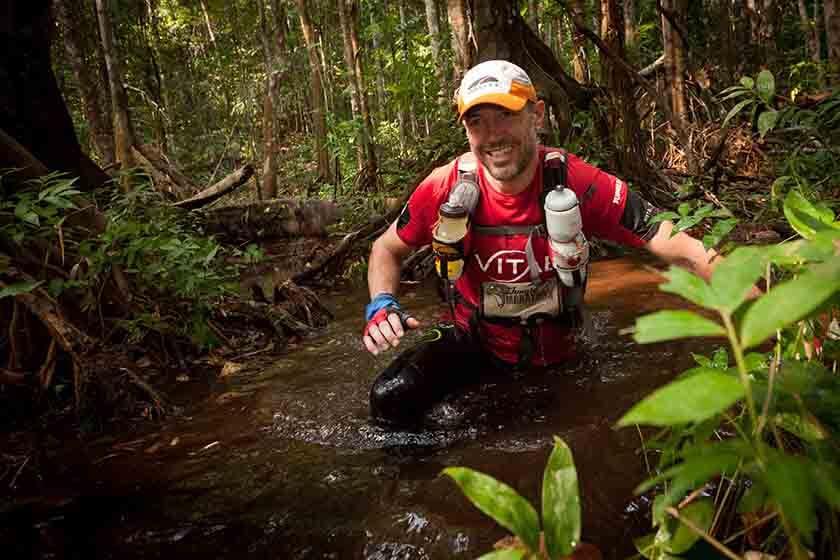 Albert Bosch Junglemarathon 2010